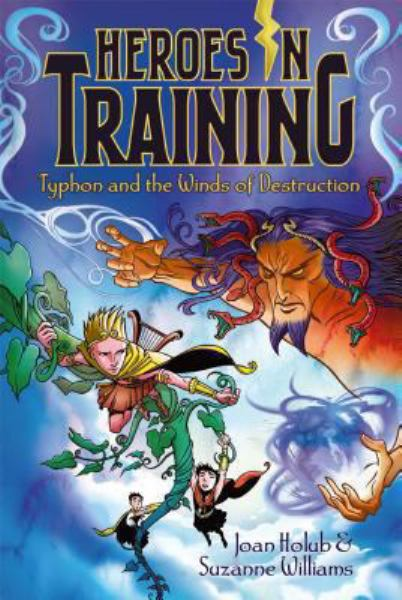 Typhon and the Winds of Destruction (Heroes in Training, Bk. 5)
