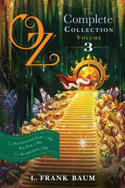 Oz, the Complete Collection (Vol. 3)