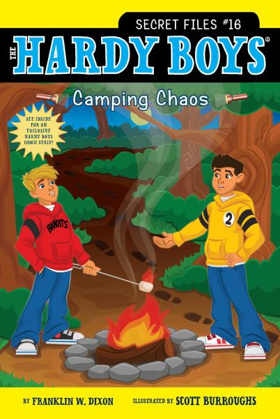 Camping Chaos (The Hardy Boys Secret Files, Bk. 16)