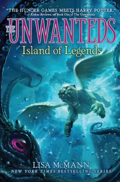 Island of Legends (The Unwanteds, Bk.4)