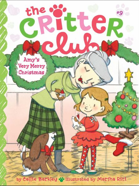 Amy's Very Merry Christmas (The Critter Club, Bk. 9)