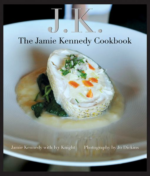 The Jamie Kennedy Cookbook