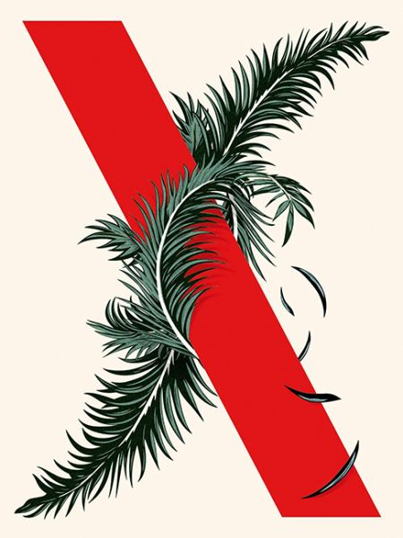 Area X  (The Southern Reach Trilogy)