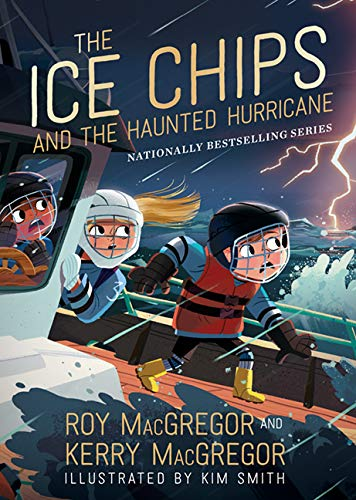 The Ice Chips and the Haunted Hurricane (Ice Chips, Bk. 2)