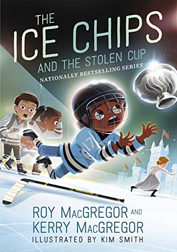The Ice Chips and the Stolen Cup (Ice Chips Series, Bk. 4)