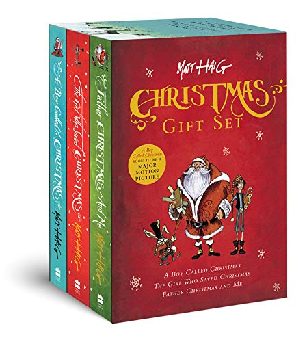 Christmas Gift Set (A Boy Called Christmas/The Girl Who Saved Christmas/Father Christmas And Me)