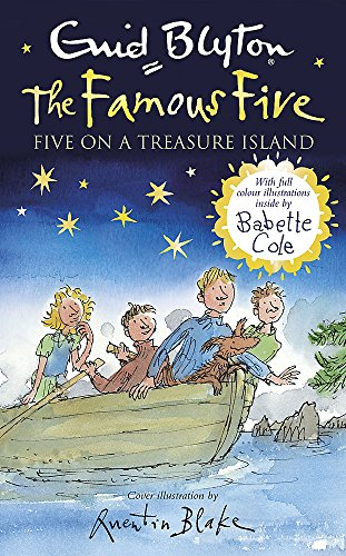 Five on a Treasure Island (The Famous Five, Bk. 1)