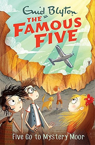 Five Go to Mystery Moor (The Famous Five, Bk. 13)