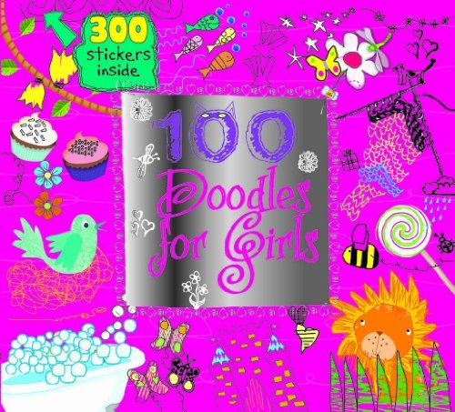 100 Doodles For Girls