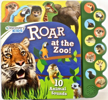 Roar at the Zoo!  (Discovery Kids)