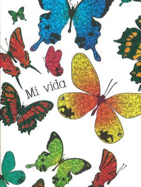 Mi Vida (Life Canvas, Butterflies)