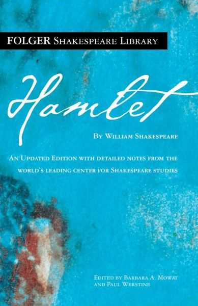 Hamlet (Updated Edition, Folger Shakespeare Library)
