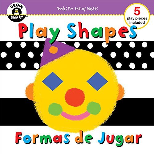 Play Shapes/Formas de Jugar (Begin Smart)
