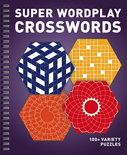Super Wordplay Crosswords: 100+ Variety Puzzles
