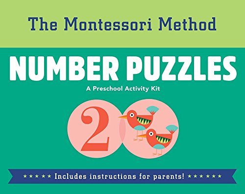 Number Puzzles (The Montessori Method)