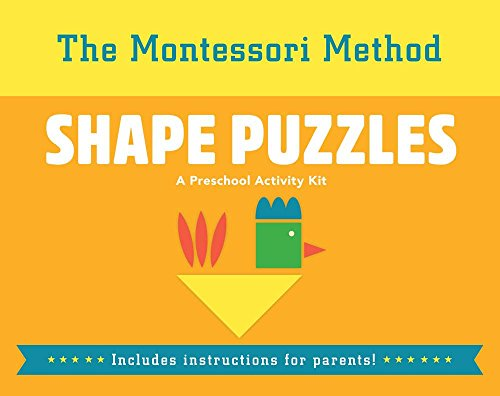 Shape Puzzles (The Montessori Method)