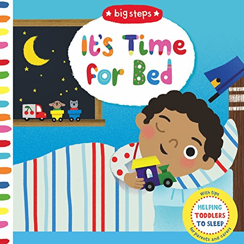 It's Time for Bed (Big Steps)