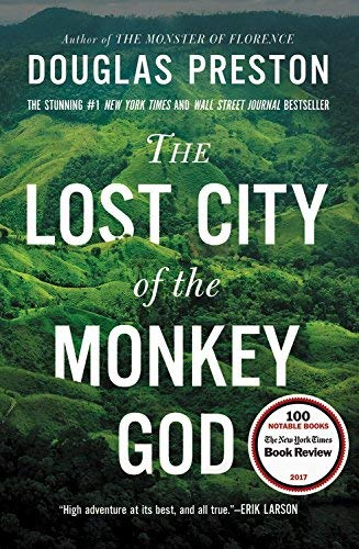 The Lost City of the Monkey God: A True Story (Large Print)
