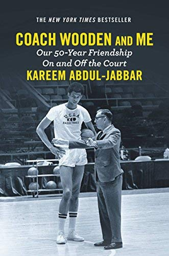 Coach Wooden and Me: Our 50-Year Friendship On and Off the Court (Large Print)
