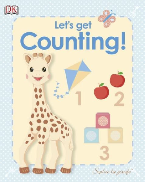 Let's Get Counting! (Sophie la Girafe)