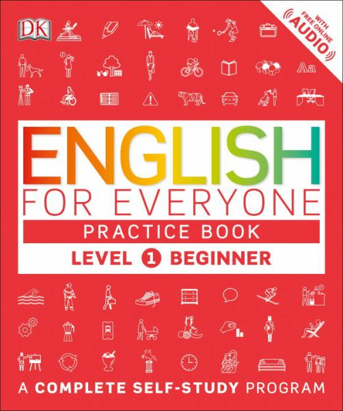 English for Everyone Practice Book (Level 1 Beginner)