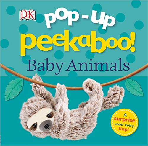Baby Animals (Pop-Up, Peekaboo!)