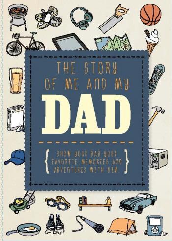 The Story of Me and My Dad (Life Canvas)