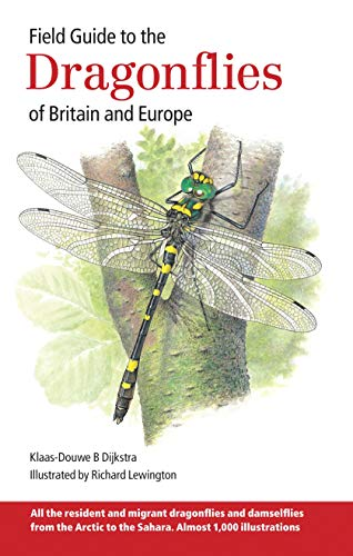 Field Guide to the Dragonflies of Britain and Europe (Field Guides)