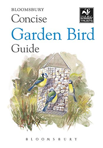 Concise Garden Bird Guide (The Wildlife Trusts)
