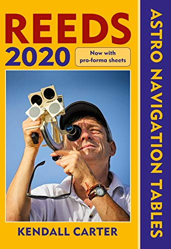 Reeds Astro Navigation Tables 2020