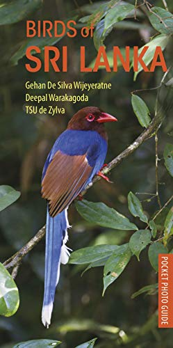 Birds of Sri Lanka (Pocket Photo Guides)