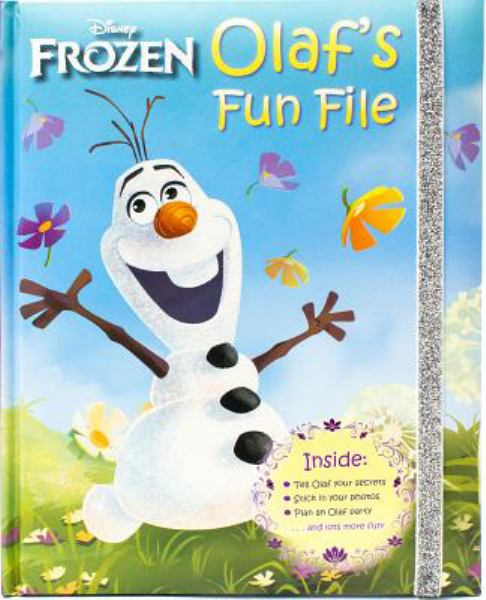 Olaf's Fun File (Disney Frozen)