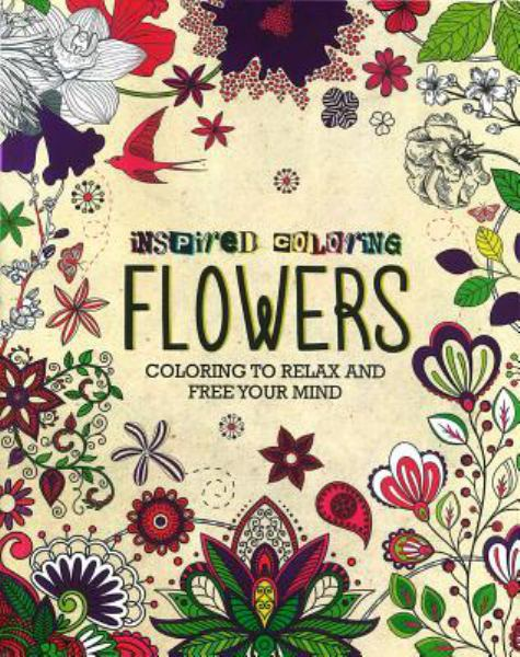 Flowers: Inspired Coloring