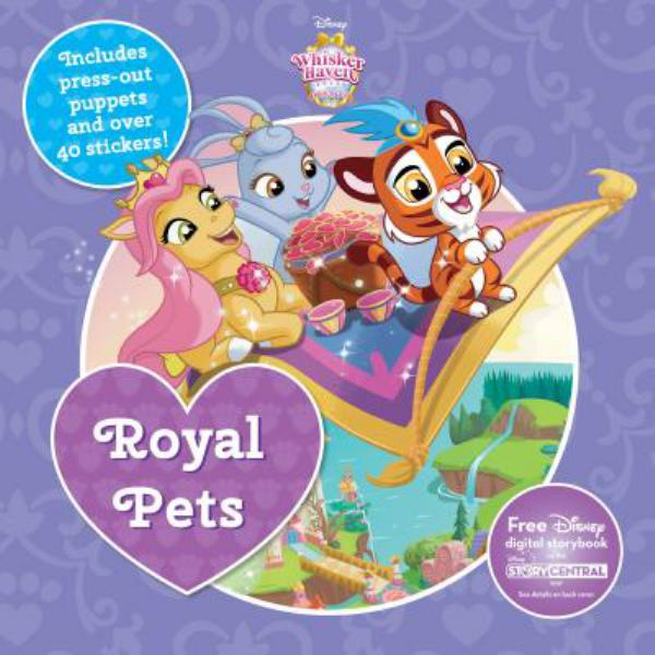 Royal Pets (Whisker Haven With the Palace Pets