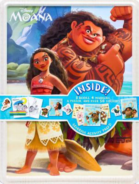 Disney Moana Collector's Tin (Happy Tin)