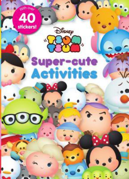 Super-Cute Activities (Disney Tsum Tsum)
