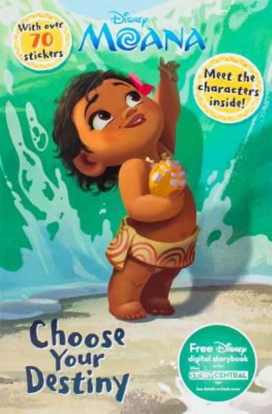 Choose Your Destiny (Disney Moana)