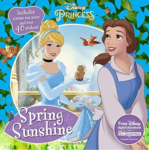 Spring Sunshine (Disney Princess)