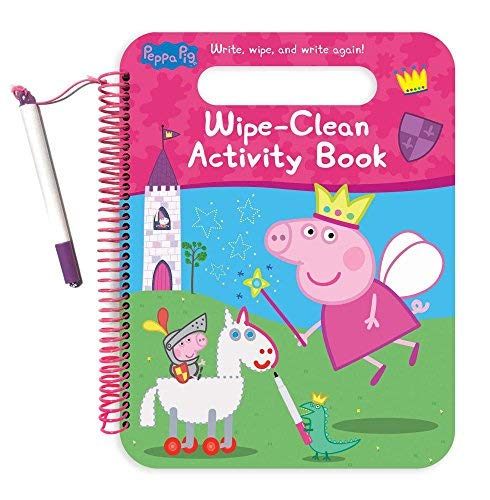 Peppa Pig Wipe-Clean Activity Book