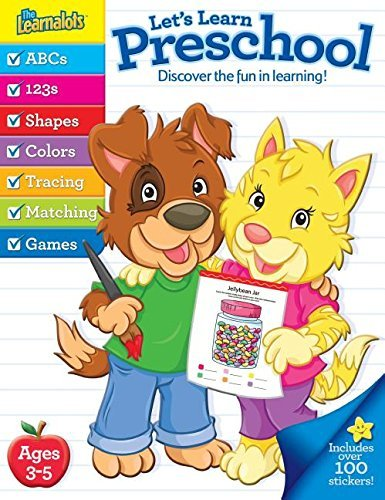 The Learnalots Let's Learn Preschool