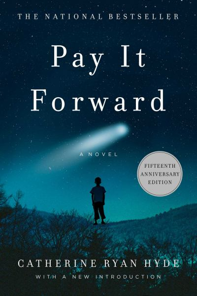 Pay it Forward - book