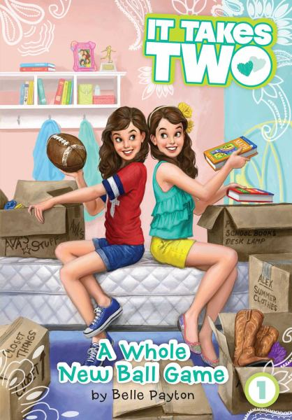 A Whole New Ball Game (It Takes Two, Bk. 1)