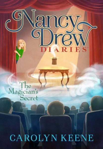 The Magician's Secret (Nancy Drew Diaries, Bk. 8)