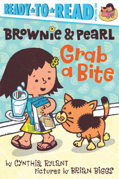 Brownie and Pearl Grab a Bite (Ready-to-Read, Pre-Level 1)