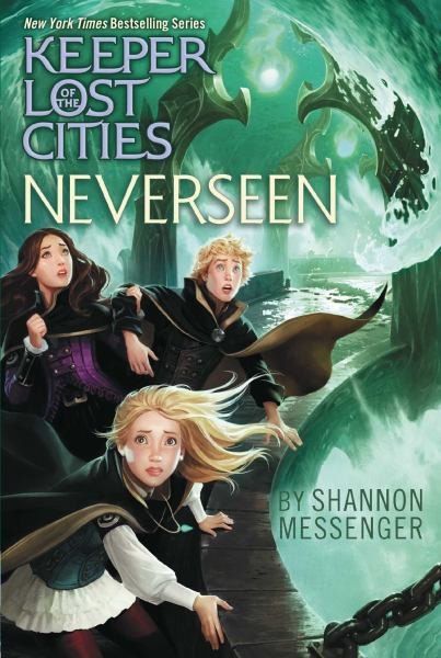 Neverseen (Keeper of the Lost Cities, Bk. 4)