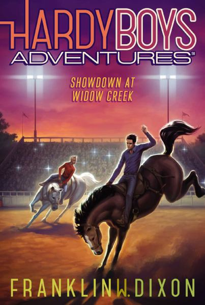 Showdown at Widow Creek (Hardy Boys Adventures, Bk. 11)