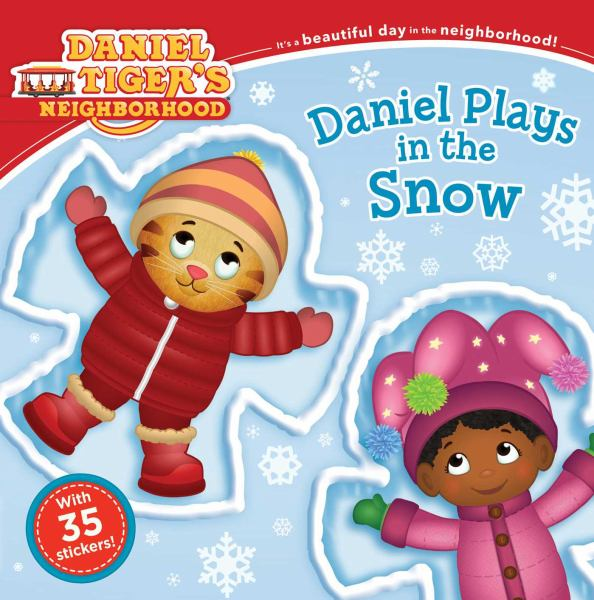 Daniel Plays in the Snow (Daniel Tiger's Neighborhood)