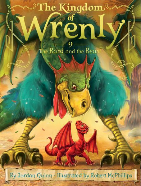 The Bard and the Beast (The Kingdom of Wrenly)