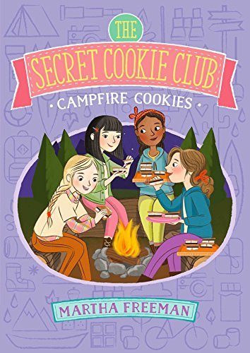 Campfire Cookies (The Secret Cookie Club, Bk. 2)