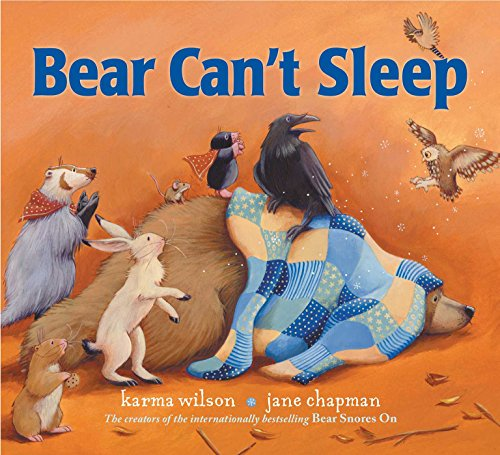 Bear Can't Sleep (The Bear Books)